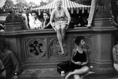 """Untitled (from """"Women are Beautiful""""), 1981, 11 x 14 inch gelatin silver print, signed on verso, edition of 80"""
