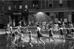 LaSalle at Amsterdam, New York, 1946 Gelatin silver print