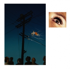 Alex Prager, 7:12pm, Redcliff Ave and Eye # 10 (Telephone Wires), from the series Compulsion, 2012