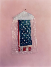 Flag, 2000, 30 x 40 inches, Chromogenic Print