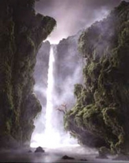 Didier Massard Waterfall, 2001