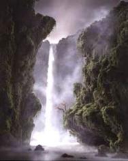 Didier Massard Waterfall, 2001