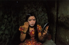 Falkland Road series (300D-002-031), Bombay, India, available 16 x 20 edition of 25, Signed on verso.
