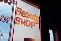 Christian Patterson, Beauty Shop, February 2005, 24 x 36 inch, chromogenic print, Edition of 10