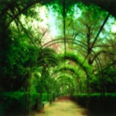 Maria Luisa Park, Seville, 2002