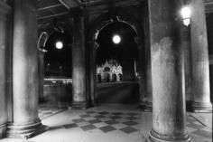 St. Marks through the Arcade, Venice, 2001