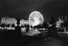 Ferris wheel, The Tuileries, Paris, 1998