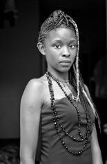 Tinashe Wakapila, Harare, Zimbabwe, 2011. Gelatin silver print, 34 x 24 inches.
