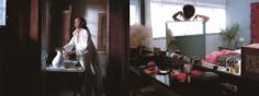 Lorna Simpson Corridor, 2003/2004
