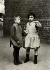 Blind Children, ca. 1930
