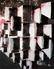 Yamini Nayar, Modular, 2014. Chromogenic print. 40 x 30 inches