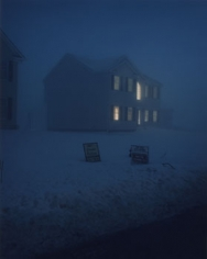 Todd Hido , #2424B, 1999, 24 x 20 inch Chromogenic print, Edition of 10, Signed, titled, dated and editioned on verso
