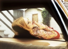 Deborah (from the series Week-End), 2009, 37 x 50.5 inches framed, Chromogenic Print, signed, titled, dated and editioned on verso, Edition of 5. Please inquire about additional sizes.