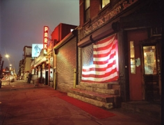 Red Rock West (West 17th Street), 2002, 20 x 24 inch Chromogenic Print, Signed and titled on verso, Edition of 15