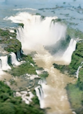 Iguazu, Argentina/Brazil (IG04), 2007, 41 x 61 inch archival pigment print, Signed, titled, dated and editioned on verso, Edition of 6