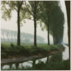 Damme, Belgium (5-95-31c-7), 1995 Chromogenic print, 28 x 28 inches