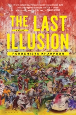 "Cover for ""The Last Illusion"" A Novel"