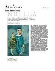 Soul Searching in the USA