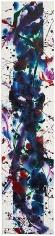 Sam Francis, Untitled (SFP83-108), 1983Acrylic on canvas50 1/4 x 13 1/2 inches (127.6 x 34.3 cm)© 2011 Sam Francis Foundation, California / Artists Rights Society (ARS), New York