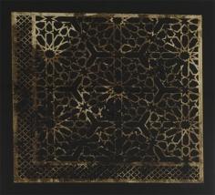 Anila Quayyum Agha Intersections (Black)