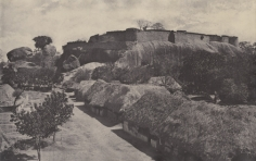 The Hill Fort at Trimium, Poodocottah, India