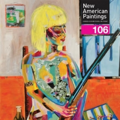 New American Paintings cover