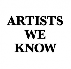 Artists We Know