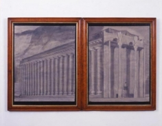Pablo Bronstein Sean Kelly Gallery
