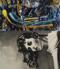 David Salle Sean Kelly Gallery