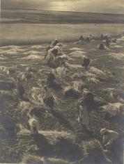 Harvest, 1935 Vintage gelatin silver print