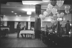Election night, losing candidate's headquarters, Harlem, November 2, 2010, Gelatin silver print
