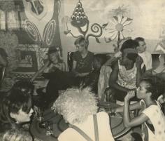 Palladium Nightclub, early 1980s