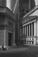 George Tice Wall Street, New York