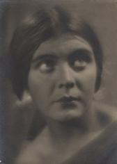 M. Vitoukhnovsky Untitled (Portrait of Young Girl), 1920s