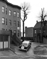 George Tice Car for Sale, Cliff Street, Paterson, New Jersey