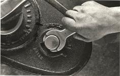 Boris Ignatovich, Control Lever, 1930