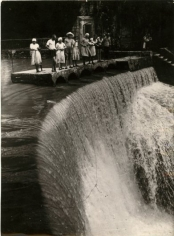 Spillway Dam at Trans-Caucasian Hydroelectric Station, 1929