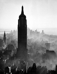 Harold Roth Empire State Building, 1940
