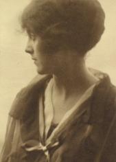 Jacques-Henri Lartigue Nanette, Paris, 1916