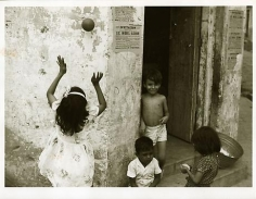 Playing Ball, Mexico