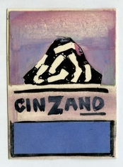 Untitled (Cinzano) n.d.