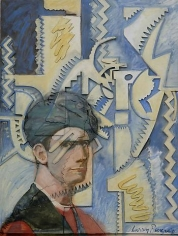 The Vorticist Edward Wadsworth and His Painting