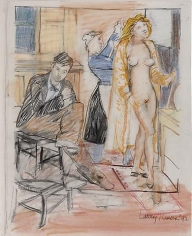 Art and the Artist: Balthus and the Adolescent