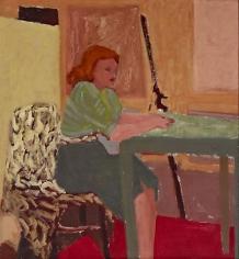 Model in Studio 15, #1