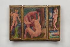 Lovers III Erotic Triptych