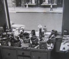 Willem de Kooning Studio I