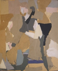 Untitled (The Cello Player)