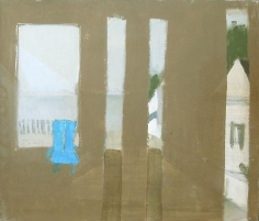 BIALA Untitled (View of Bay, Provincetown)
