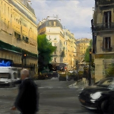 Rising Shadows, Boulevard Saint Germain