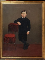 "Artist Unknown Arthur Boomer ""Uncle Neddy"""
